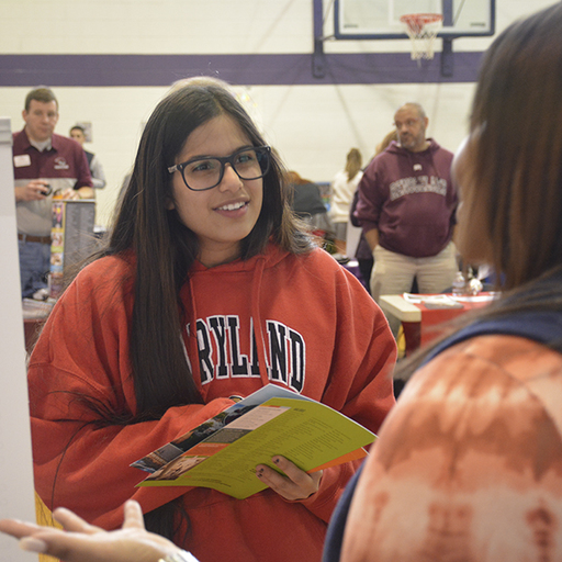 College Day 2019 Gives Students a Look at What's Next