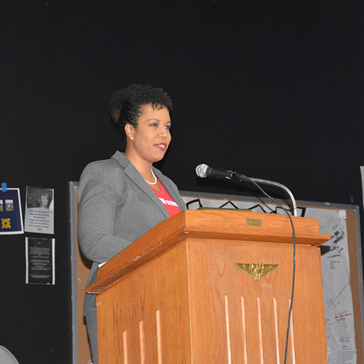 Black History Month Assembly Honoring Black Women in Leadership