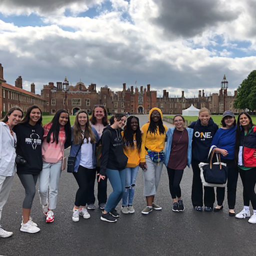 Tartans Travel the World - England 2019