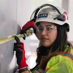 Michelle Cousté '11 Featured for Work on Silver Line Construction