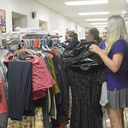 Professional Clothing Drive is Huge Success