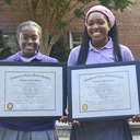Two Students Participate in Future Medical Leaders Congress
