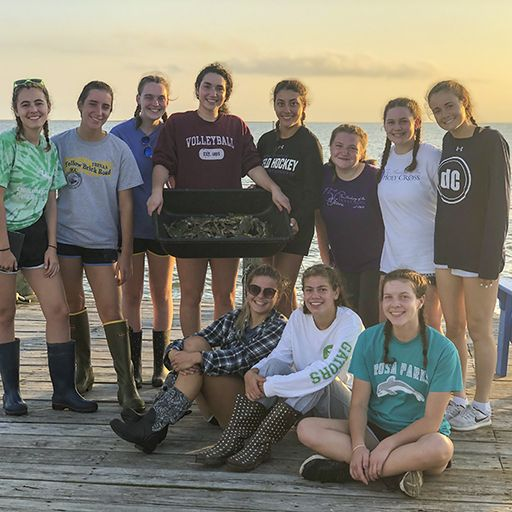 Chesapeake Bay Foundation Field Trip