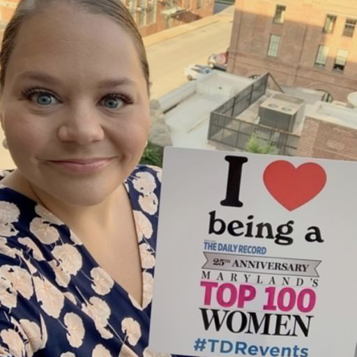 Alumna Named as a 2020 Top 100 Women in Maryland